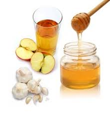 Garlic, Apple Cider Vinegar And Honey: Natural Combination That Treats Many Diseases